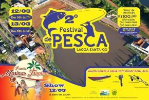 Regulamento do 2° Festival de Pesca de Lagoa Santa Goiás